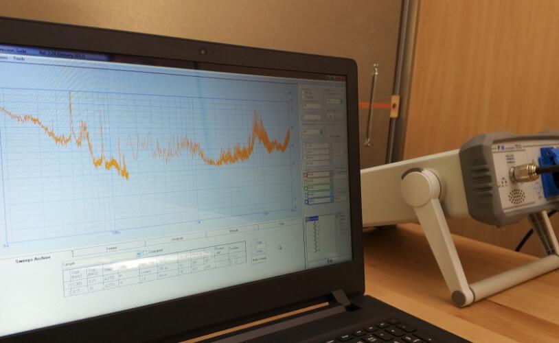 Analizador-Emisiones-Conducidas